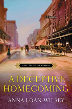 Deceptive Homecoming Cover
